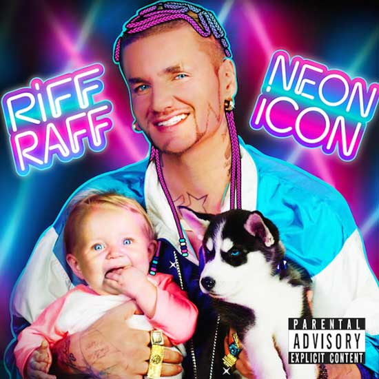 Riff Raff Is A Genius And His Neon Icon Album Is Going To Smash - Deal With It