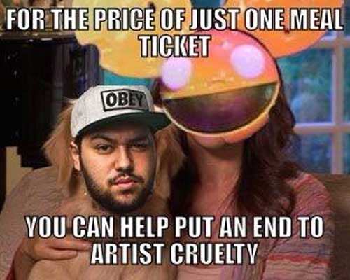 Deorro Accidentally Reveals How Seriously He Takes Himself At Tomorrowland