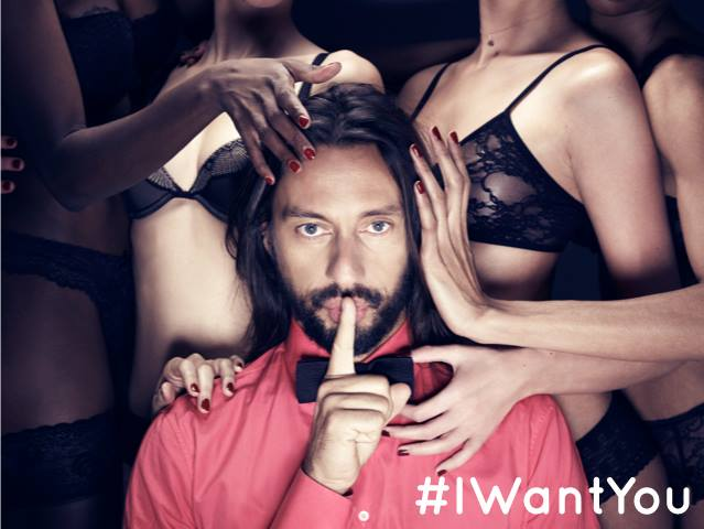 Bob Sinclar Hollars From Across The Web To Seduce Him
