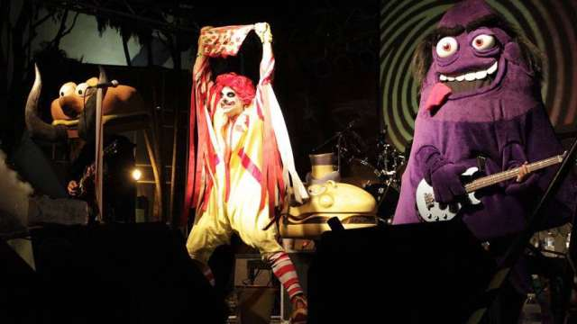 Happy New Year! Here's A McDonald's-Themed Black Sabbath Cover Band > The Pizza Underground
