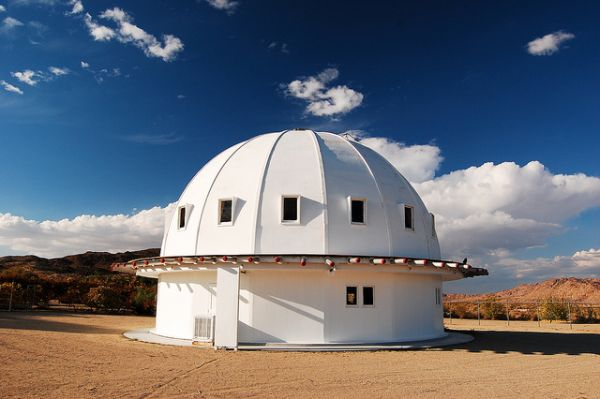 Baby's First Sound Bath At The Integratron