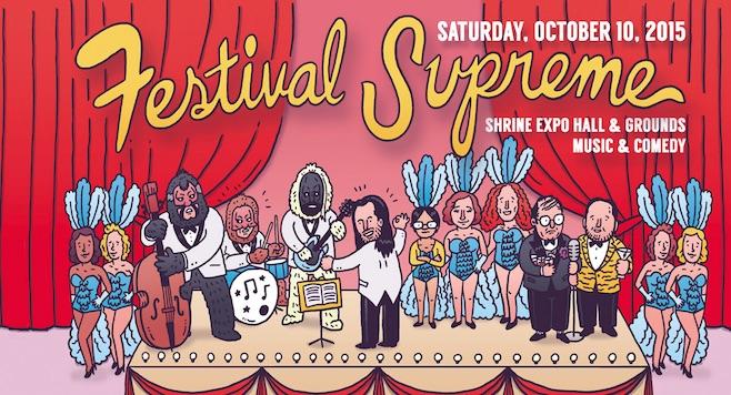 5 Videos That Unequivocally Prove Tenacious D's Festival Supreme Is The Best Lineup This Year