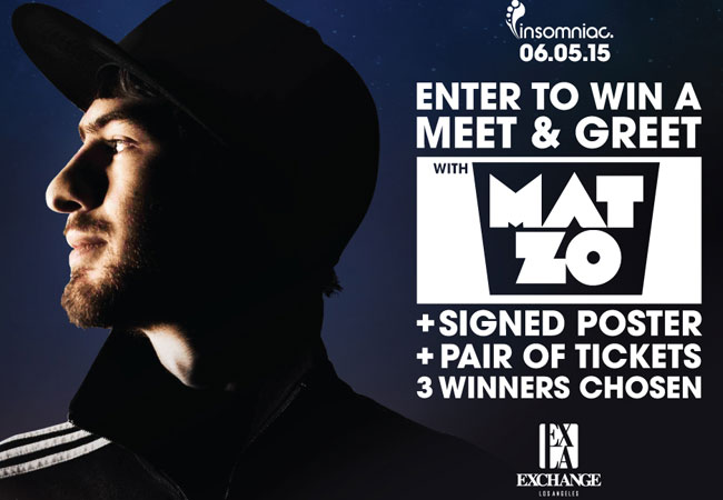 Update: The Mat Zo Meltdown Is Album Promo