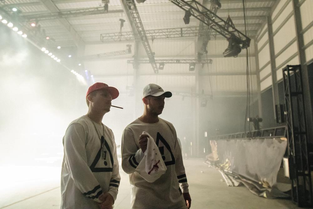 Flosstradamus And Thump Get To Live My Gonzo Dream At The Gathering Of The Juggalos