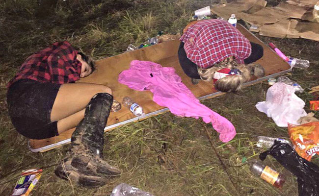 Shoutout @EDMPocohontas For Being The Most Comprehensive On-Site Journalist At Tomorrowworld