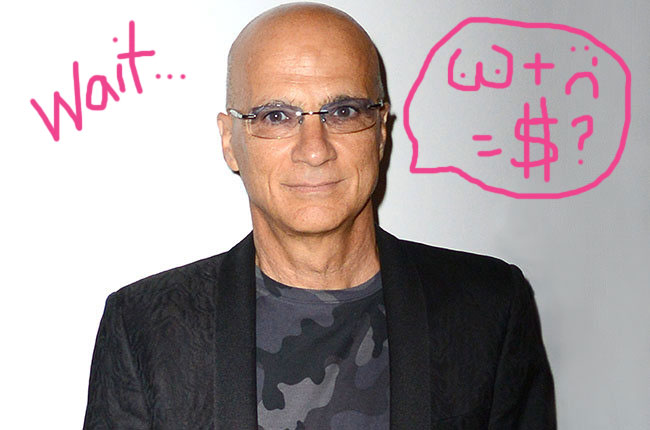 Jimmy Iovine Reveals True Identity In Sexist Babble