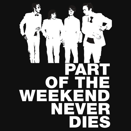 Part Of The Weekend Never Dies - If I Could Only Listen To One Mix Ever Again In Life, This Would Be It
